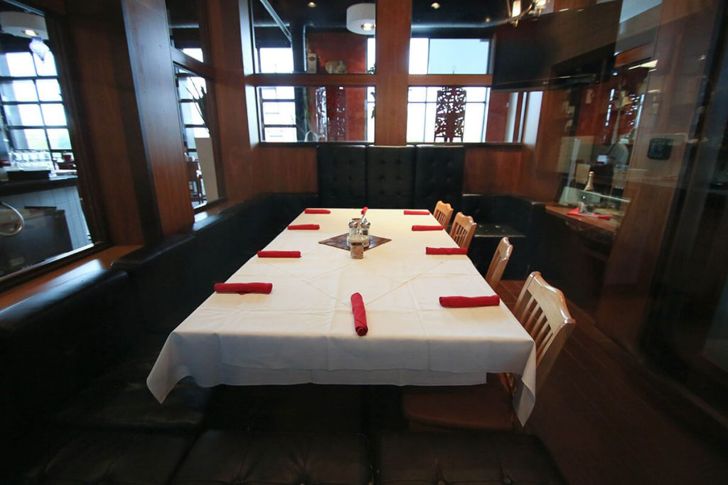 Leawood Private Dining Room