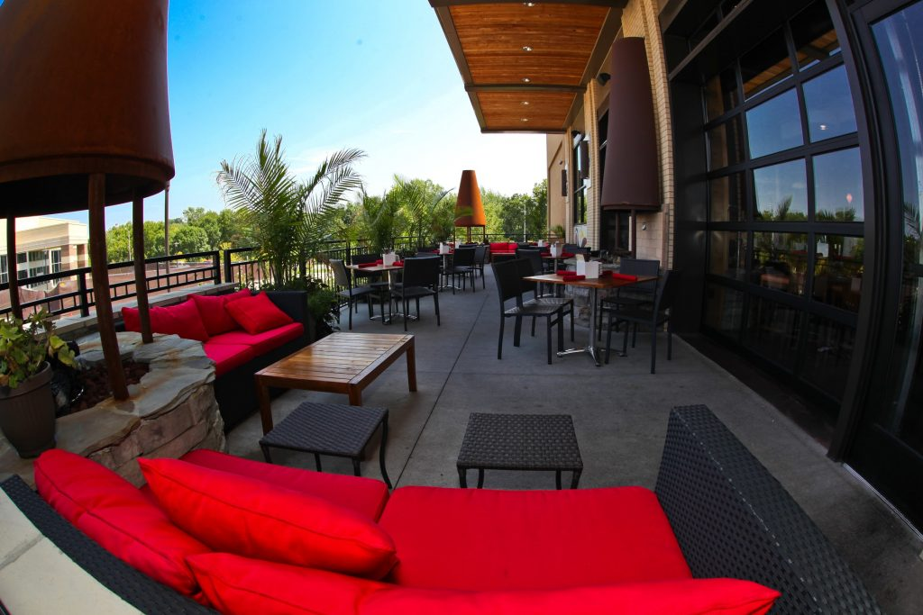 East Patio Leawood