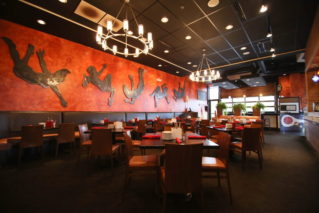 Leawood Main Dining